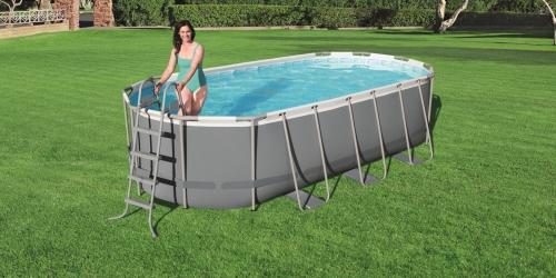 Как купить бассейн для дачи недорого, рассказываем в статье