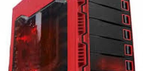 Стильный стальной корпус в ярком цветовом решении