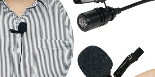 """Купить микрофон-петличку по выгодной цене в интернет-магазине """"Intell-ect"""""""